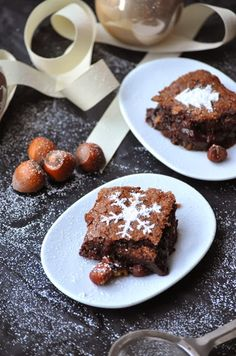 Elodie's Bakery: Christmas Brownie