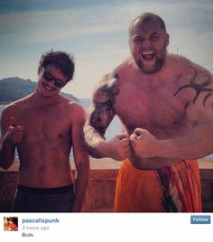 """The Guy Who Plays Oberyn Reacted Perfectly To Last Night's """"Game Of Thrones"""" Episode"""