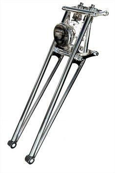 how to build girder fork - british ironworks
