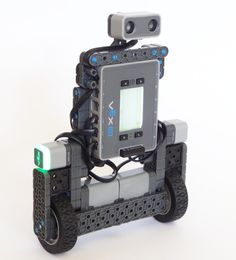 Build and program your own self balancing robot with VEX IQ!