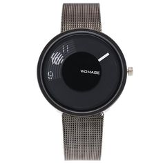 Embellished Dial Plate Digital Analog Watch #>=#>=#>=#>=#> Click on the pin to check out discount price, color, size, shipping, etc. Save and like it!