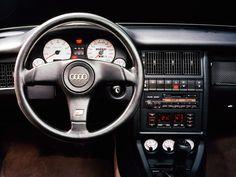 Audi S2 interior