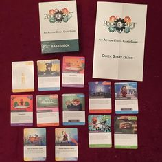 Game of the Week--Politicraft! Players are guided by cards to craft narratives based upon civic issues of their own choosing. #tabletop #gaming #games #cardgames #civics #politicraft #government
