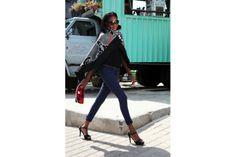 We are the creators of the Kobo Ea Bohali/Basotho Blanket Coat. The coats are cut from the authentic basotho blankets to create tailored, stylish and fashion. Blanket Coat, Cape, Capri Pants, Stylish, Winter, Pretty, Stuff To Buy, Design, Fashion