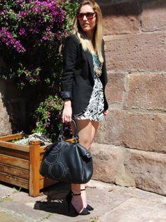 lapetiteblonde Outfit   Primavera 2013. Cómo vestirse y combinar según lapetiteblonde el 14-6-2013
