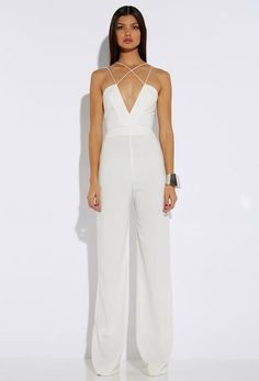 Elegant Women Long Jumpsuits spaghetti strap black jumpsuit sexy backless Overalls Playsuit women casual long pants