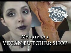 Vegan Butcher Shop in Minneapolis - The Herbivorous Butcher - YouTube