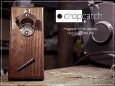 DropCatch – Magnetic Bottle Opener's video poster