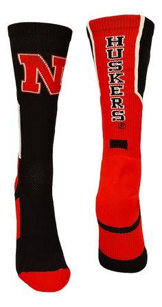 Virginia Tech Hokies Socks Perimeter Crew
