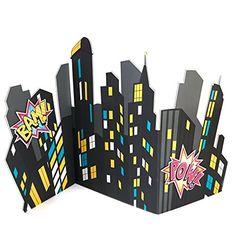 Superhero Girl City Scape Standup - 4' Tall BirthdayExpress http://www.amazon.com/dp/B012TWAE9I/ref=cm_sw_r_pi_dp_wlrrxb1HCGECM