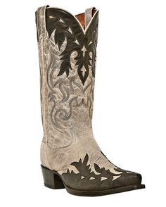 00b921c53cb Dan Post Men s Gambler Boots - Bone Dan Post Boots