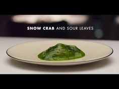 Chef Ben Shewry Chef's Table, Porn, Plate, Leaves, Snow, Bread, Vegetables, Ethnic Recipes, Dishes