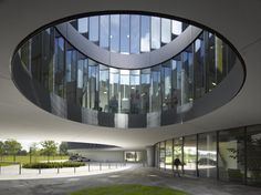 ESO Headquarters Extension by Auer Weber in Garching, Germany /// feel like levitation