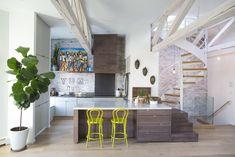 A world of craftsmanship is on display at MASS Design Group cofounder Alan Ricks' home.