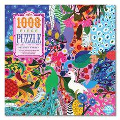 Peacock Garden 1008