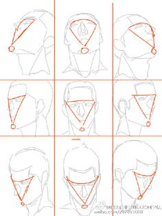 Face angles tips angles Human Figure Drawing, Figure Drawing Reference, Drawing Practice, Drawing Skills, Art Reference Poses, Drawing Techniques, Drawing Poses, Anatomy Sketches, Anatomy Drawing