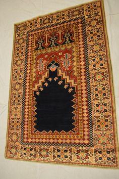 Maresali Pattern Caucasian Prayer Carpet
