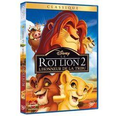 Le Roi Lion 2 : L'Honneur de la tribu DVD