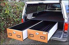 Truck Vault | Shop Truck Vault Truck Bed Storage Solutions