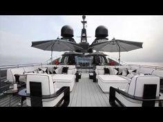 Monaco Yacht Show 2015 INFO - présentation du super yacht OKTO - YouTube
