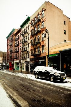 Lower East Side. New York by pedrocobo #nyc