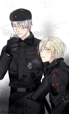 Victor and Yuri