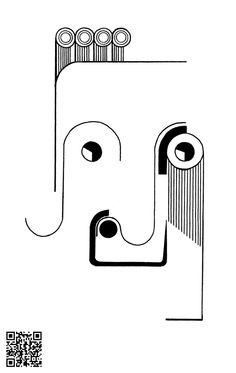 Conceptual Graphic Design by mostafa arian rad, via Behance