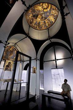 De Menil Byzantine Murals Return To Cyprus In February…