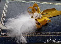 MaZulu / elegantné svadobné pierko I.