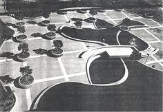 NÚCLEO DE ARQUITECTURA PAISAGISTA:: Portfolio : Arquitecto Paisagista Americano 2 : Garret Eckbo