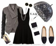 Y. A. Q. - Blog de moda, inspiración y tendencias: [Y ahora qué me pongo en] una ciudad de clima templado y lluvioso