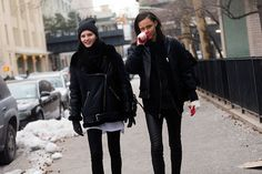 Street style- Melodie Jeng