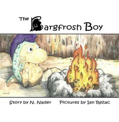 Cover of the Bargfrosh Boy book