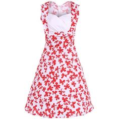 26.61$  Buy now - http://dipl6.justgood.pw/go.php?t=201674802 - Patterned Midi Vintage Dress 26.61$