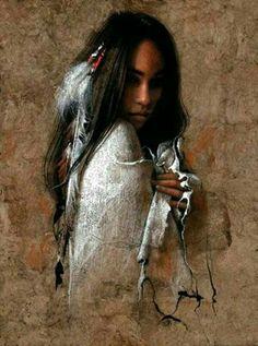 Amérindienne <3