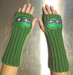 1000 Images About Crochet Ninja Turtles On Pinterest