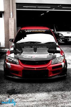#Mitsubishi #EvoVIII ❤️ www.asautoparts.com