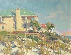 Windblown by James Richards Oil ~ 11 x 14