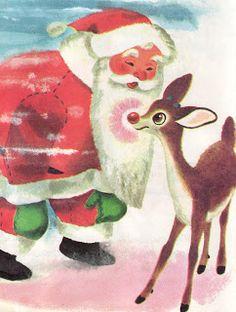 Vintage Kids' Books My Kid Loves: Rudolph the Red-Nosed Reindeer
