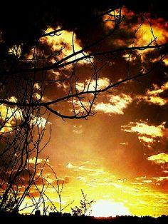 Johannesburg - Sunrise.