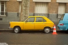 MICHEL GONDRY — CARS — PEUGEOT 104