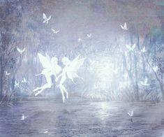 Angel Aesthetic, Aesthetic Art, Fairy Wallpaper, Forest Fairy, Photo Wall Collage, Fairy Art, Faeries, Aesthetic Wallpapers, Grunge