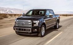 2015 Ford F-150 3.5L EcoBoost 4x4 SuperCrew The all aluminum body greatly cuts weight and is certainly very innovative.
