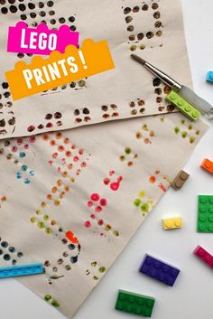 Easy DIY Lego Projects for Kids  | Cute And Creative Crafts by DIY Ready at http://diyready.com/11-fun-diy-lego-crafts-to-make/