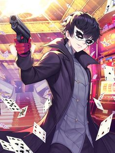 Community for Persona 5 and Persona 5 Royal Do not post spoilers outside of the megathread Persona 5 is a role-playing game in which. Persona 5 Anime, Persona 5 Joker, Persona 4, Super Smash Bros, Caste Heaven, Character Art, Character Design, Ren Amamiya, Shin Megami Tensei Persona