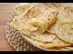 ▶ Msemens : Recette des crêpes feuilletées marocaines / Moroccan pancakes recipes - YouTube