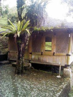 gazebo villa omah wong