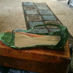 Matisse sandals Green Matisse sandals Matisse  Shoes Sandals
