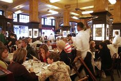 BALTHAZAR  80 Spring Street  New York, NY 10012  (212) 965-1414  http://balthazarny.com  Must.have.steak.frites.