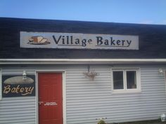 I can't resist home made bread in Shubenacadie, Nova Scotia
